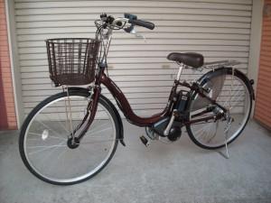 レンタル電動アシスト自転車(ヤマハPAS)